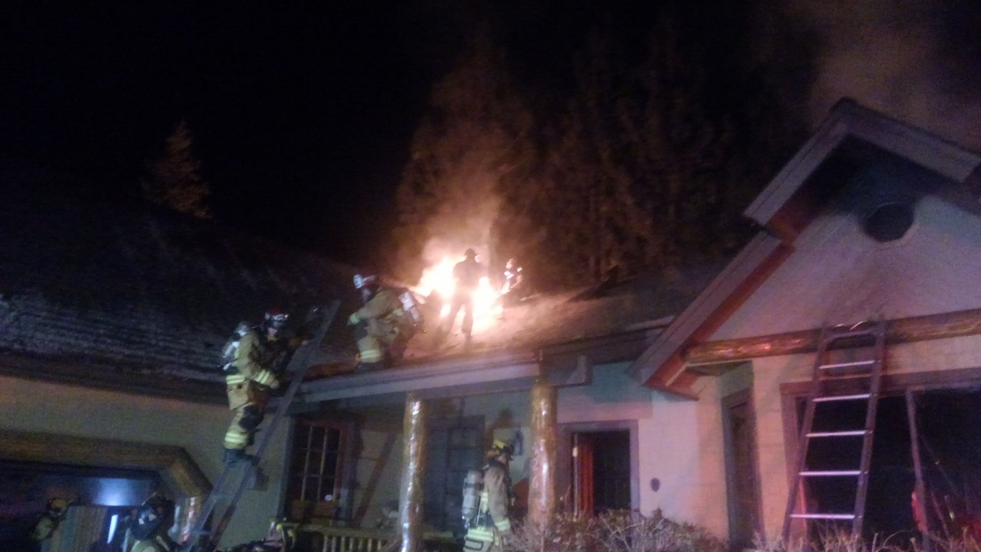 1 21 18 Meadow View Fire